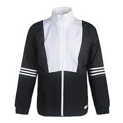 adidasNEO春季新款时尚百搭男款针织运动夹克外套男 191元