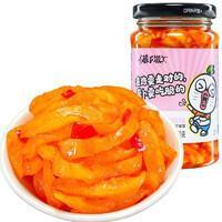 JI XIANG JU 吉香居 榨菜佐餐萝卜干 甜辣味 250g    ¥4.06