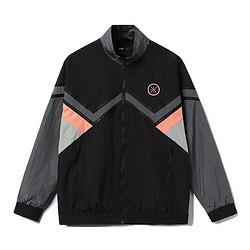 LI-NING李宁韦德男式夹克外套男士外套AJDR375撞色字母宽松时尚百搭    468元