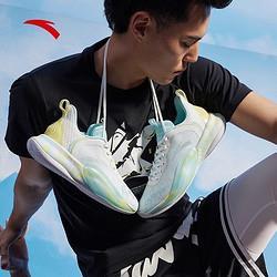 ANTA安踏骑兵6代普森kt112121605男款篮球鞋 299元