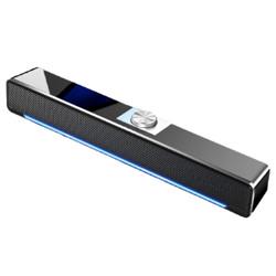 mcV-196音箱2.0声道桌面蓝牙音箱黑色