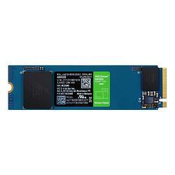 WesternDigital西部数据SN350M.2NVMe固态硬盘480GB绿盘369元