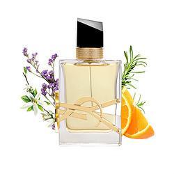 YVESSAINTLAURENT圣罗兰自由之水女士香水EDP50ml 488元