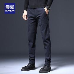 ROMON罗蒙S6K145039男士西裤 79元
