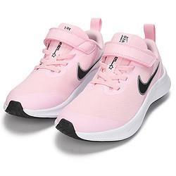 NIKE耐克RUNNER3网面轻便男女款小童运动休闲鞋 296元