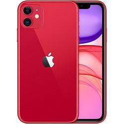 Apple苹果手机iPhone11新包装红色全网通64G 3799元