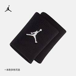 NIKE耐克Jordan官方JORDANJUMPMAN护腕(1对)运动舒适新款AC4094 109元
