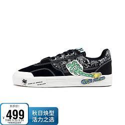 LI-NING李宁男鞋滑板鞋50/50StevenHarrington联名特别版本滑板文化鞋AECR055499元