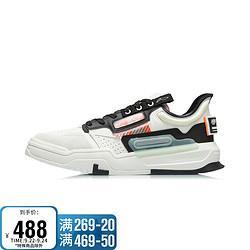 LI-NING李宁男鞋运动时尚鞋2021极客男子反光经典休闲鞋AGCR119488元