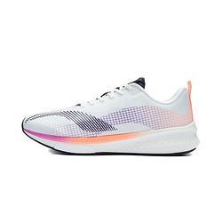LI-NING李宁男鞋跑步鞋2021赤兔5PRO男子反光支撑稳定竞速跑鞋ARMR015标准白-141.5489元