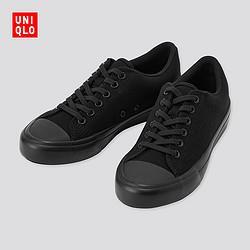 UNIQLO优衣库男装/女装帆布休闲鞋(小白鞋)434989249元