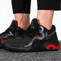 NIKE耐克Nike耐克男鞋2021秋季新款缓震透气实战篮球鞋低帮运动鞋CW3406-    352元