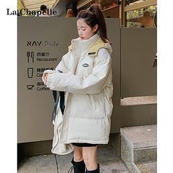 LaChapelle拉夏贝尔914613433女士羽绒服    150元