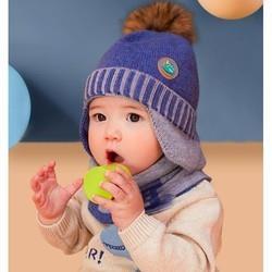 kocotreekk树宝宝护耳针织帽 25元