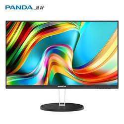 25日0点:PANDA熊猫PH27QC227寸IPS显示器(2560*1440、75Hz、104%SRGB) 929元