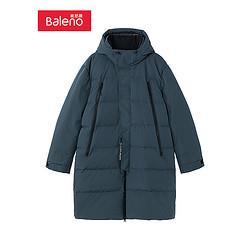 1日0点:Baleno班尼路88037541男士中长款羽绒服 314.5元