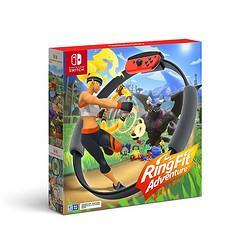 Nintendo任天堂国行Switch体感游戏《健身环大冒险》408元