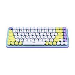 logitech罗技POPKeys无线蓝牙机械键盘TTC轴85键 799元