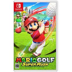 Nintendo任天堂Switch游戏NS马里奥高尔夫SR超级冲冲冲中文现货259元