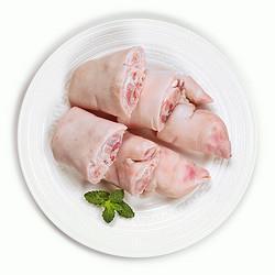PLUS会员:精气神山黑猪猪蹄块400g 16.58元