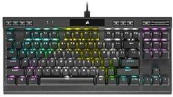 CORSAIR海盗船K70RGBTKLChampion系列Tenkeyless机械键盘871.09元