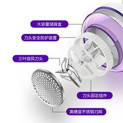 Kangfu康夫毛衣服物修剪器充电式去除毛球器剃打刮脱毛机家用KF-SV315 19元