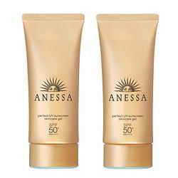 ANESSA安热沙防晒乳90克新版SPF50+PA++++2件装 219元