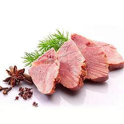 HONDOBEEF恒都牛肉五香卤牛肉+卤牛腱酱卤牛肉开袋即食方便熟食健身108g/袋 49元