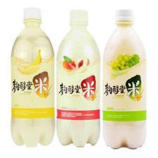 KOOKSOONDANG 麴醇堂 进口果味玛克丽米酒 750ML*3瓶 65元(需用券)
