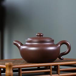 藏壶天下宜兴紫砂壶茶具纯手工紫砂茶壶一厂老紫泥全手工景舟仿古景舟仿古 3800元
