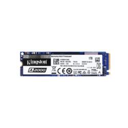 Kingston金士顿SSD固态硬盘台式笔记本M.2接口NVMe协议1000G即1tA2000高性价比 566元