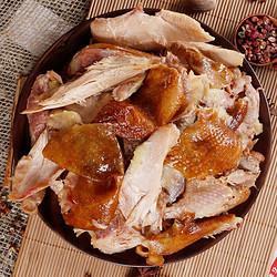 德灿德州风味扒鸡500g*1袋 9.9元