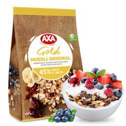 AXA爱西爱混合水果麦片多口味750g 37.73元