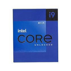intel英特尔12代英特尔?酷睿?Intel?i9-12900K?台式机CPU处理器?16核24线程?单核5.2Ghz30M三级缓存 4998元