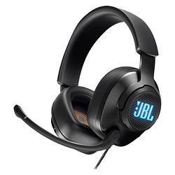 JBL杰宝QUANTUM400耳罩式头戴式动圈有线耳机黑色3.5mm 559元