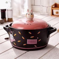 MAXCOOK美厨汤锅高炖锅炖煲砂煲养生煲汤锅陶瓷煲 128元