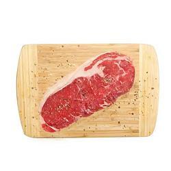 奔达利牛肉谷饲西冷牛排200g 21.9元