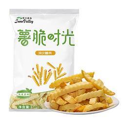 SnowValley雪川食品波纹薯条500g 12.46元