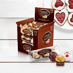 FERREROROCHER费列罗臻品威化糖果巧克力多口味婚庆甜品网红零食48粒礼盒装 139元