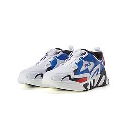 FILA斐乐男中大童秋季新款运动鞋儿童复古跑鞋轻便防滑舒适男童低帮跑步鞋 689元